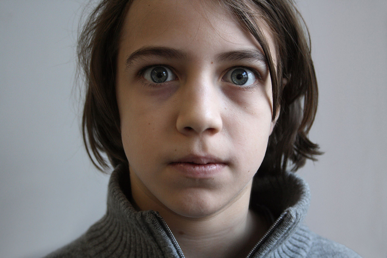 1 - Portrait Axel 2007